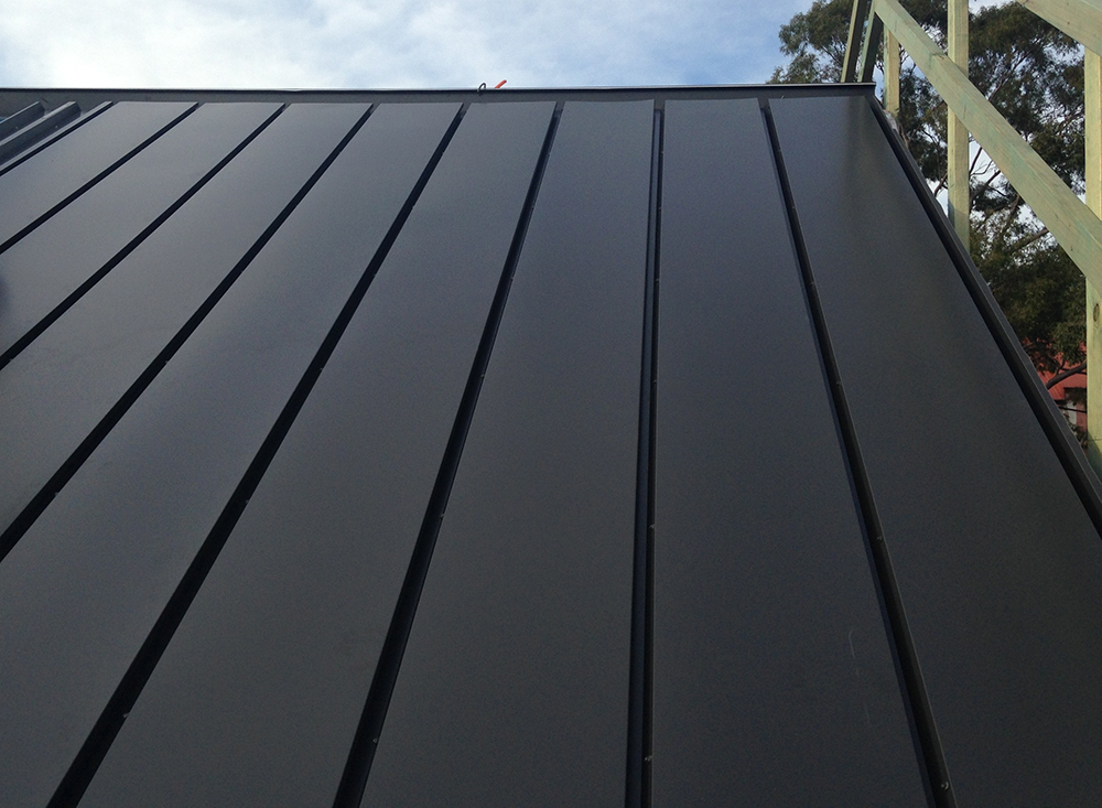 Image - Building Integrated Photovoltaic (BIPV) Roofing