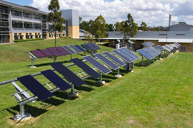 Photovoltaic-Outdoor-Research-Facility-CSIRO-Newcastle