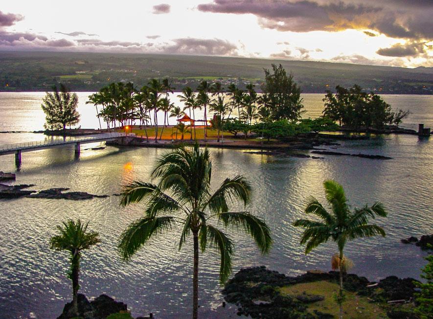 Hawaiin island