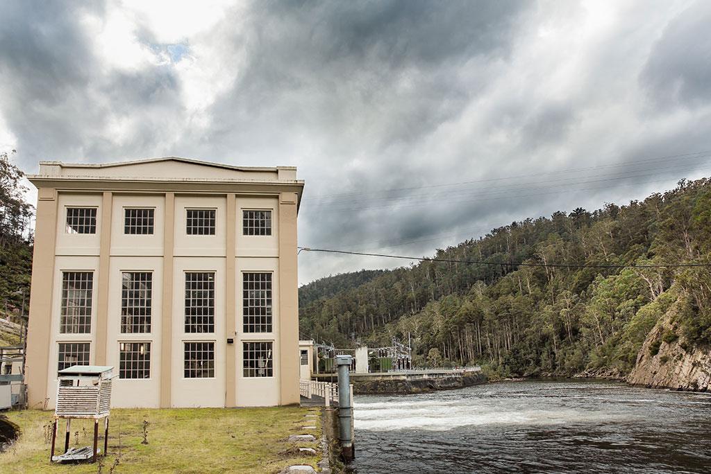 Image - Tarraleah site in Tasmania