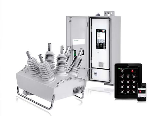 Image - NOJA smart switchgear technology