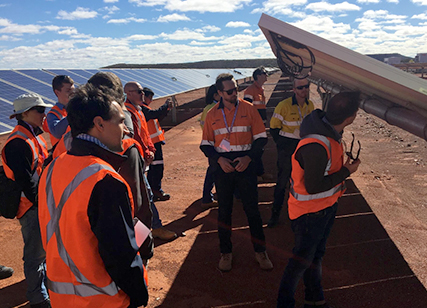 Knowledge at the frontier: DeGrussa copper mine Image