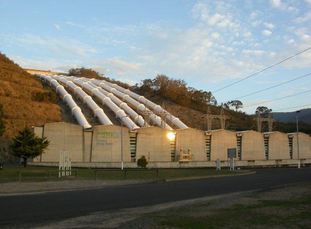 Snowy Hydro plant