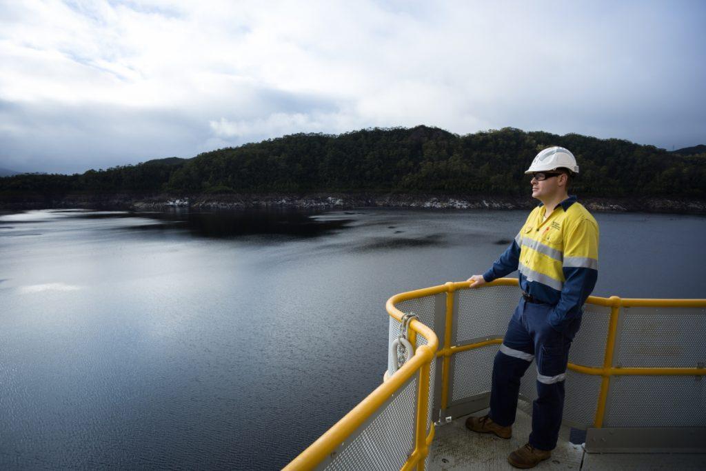 tasmania hydro system