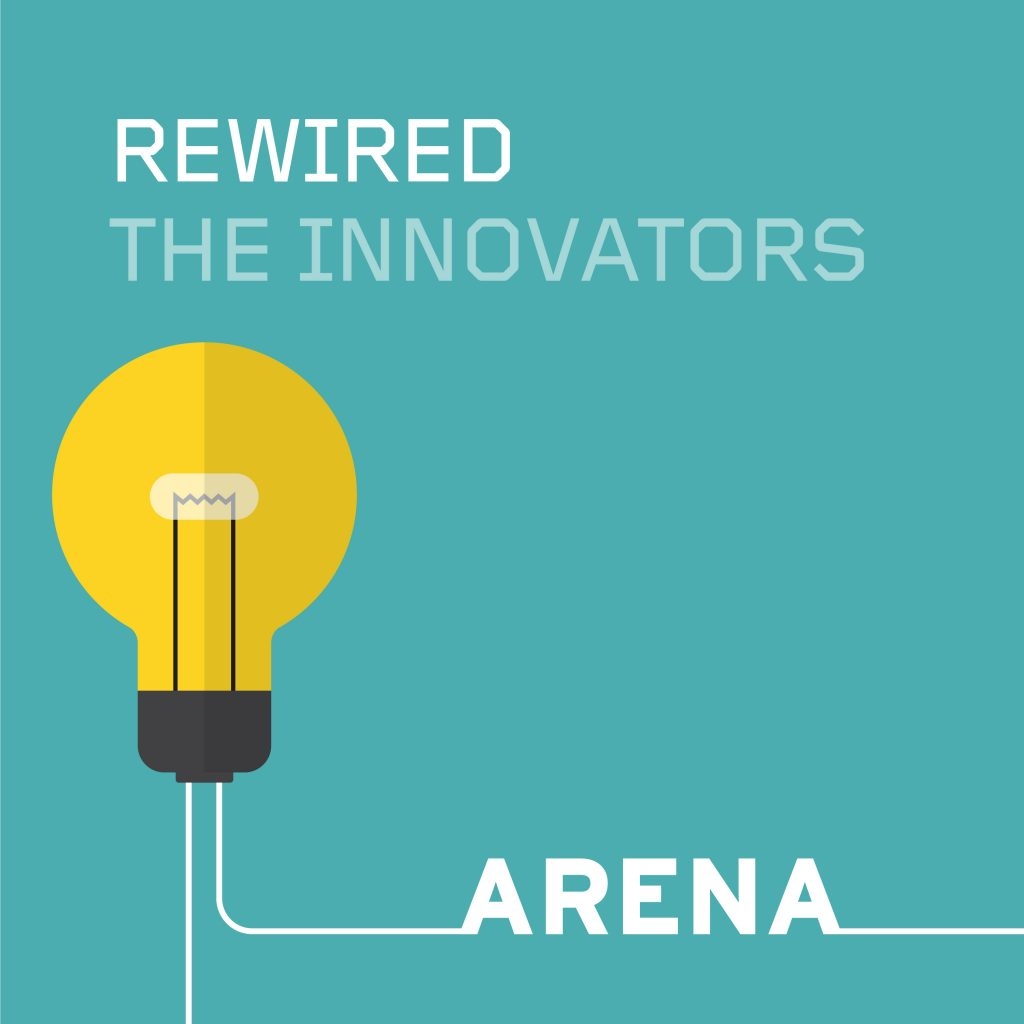 Rewired The Innovators logo