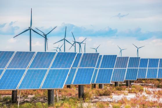 The Kennedy Energy Park project is a glimpse of the future with wind, solar and battery storage Image