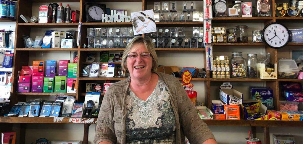 Flinders Island shop