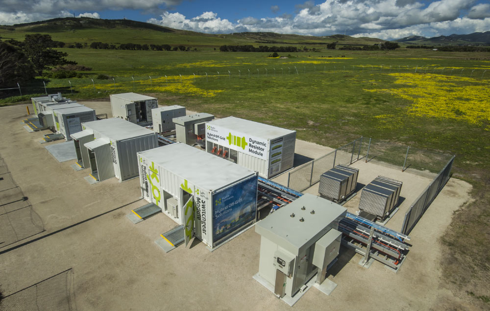 Flicking the switch: (Hybrid) energy comes to Flinders Island Image