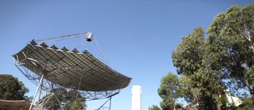 Image - Concentrated solar thermal technology