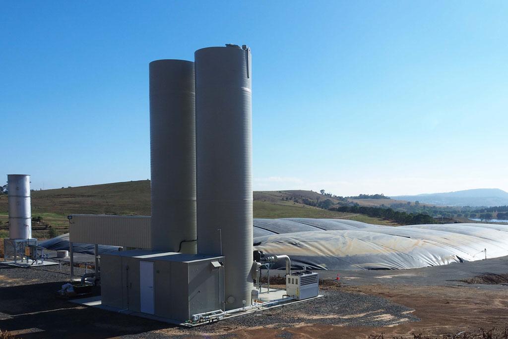 Goulburn Bioenergy project