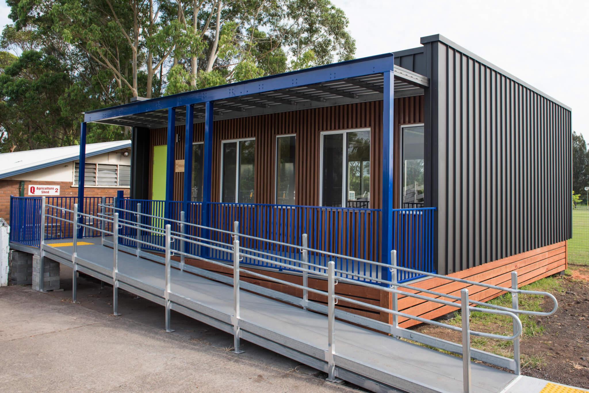 Hivve Sustainable Modular Classrooms