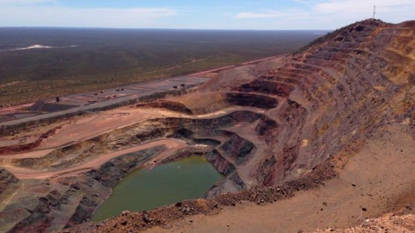 South Australia's Iron Duchess mine could be given new life as 90MW pumped hydro plant