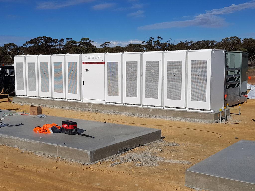 Gannawarra Energy Storage System
