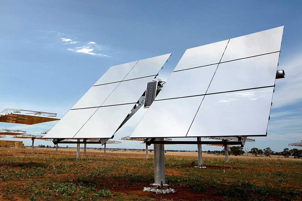 Image - Raygen CST solar panels