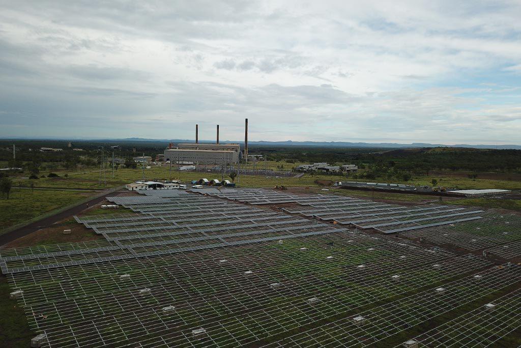 Collinsville Solar farm