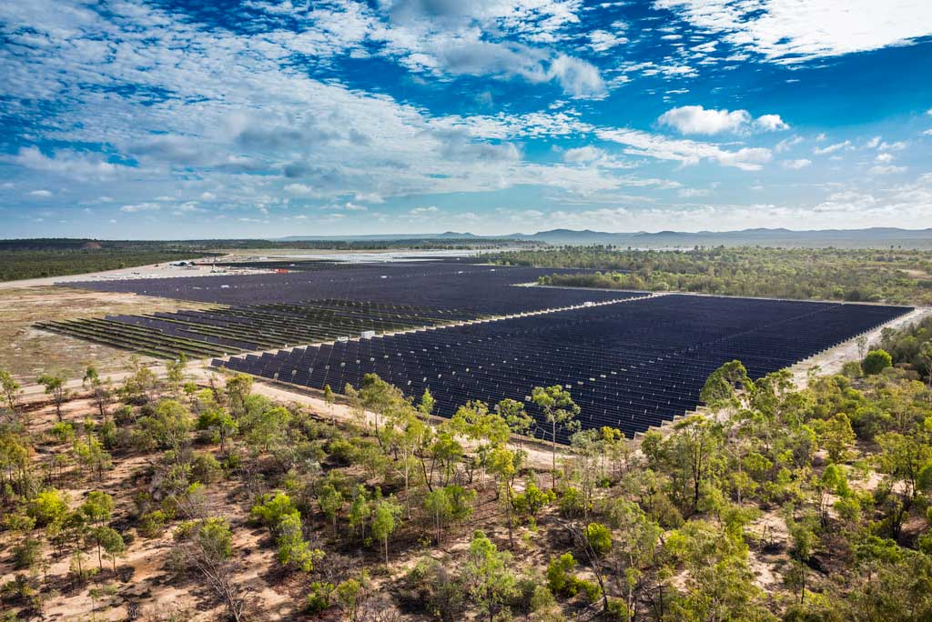 Image - Kidston solar farm
