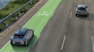 electric vehicle lane