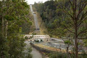 tarraleah hydro power station