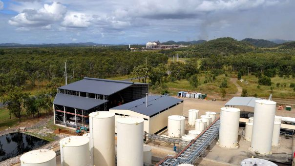 Striking renewable oil using sewage in Gladstone