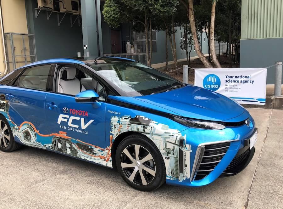Hydrogen to become Australia's next big export? Image