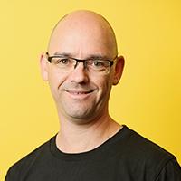 ARENA CEO Darren Miller