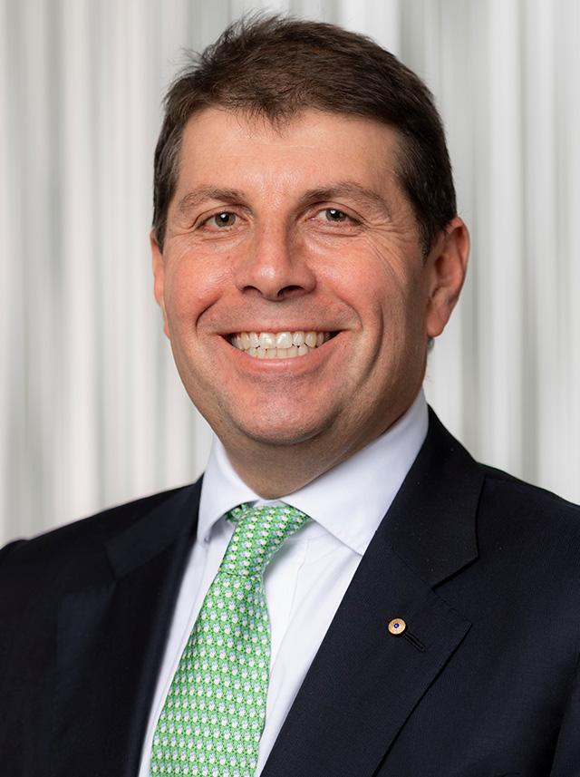 ARENA Board Chair Martijn Wilder AM