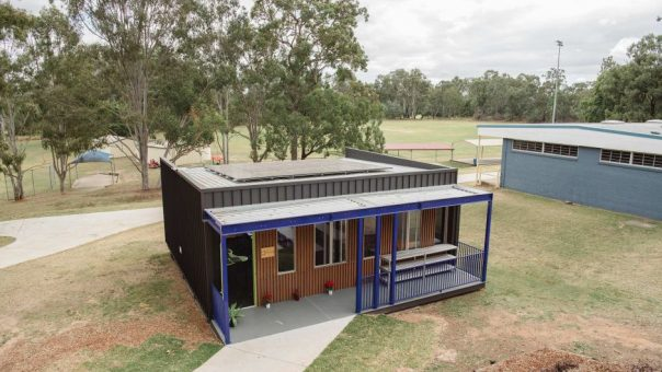 Solar and batteries powering Brisbane classroom