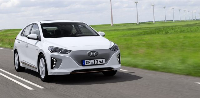 Hyundai's newly launched Ioniq is Australia's most affordable EV
