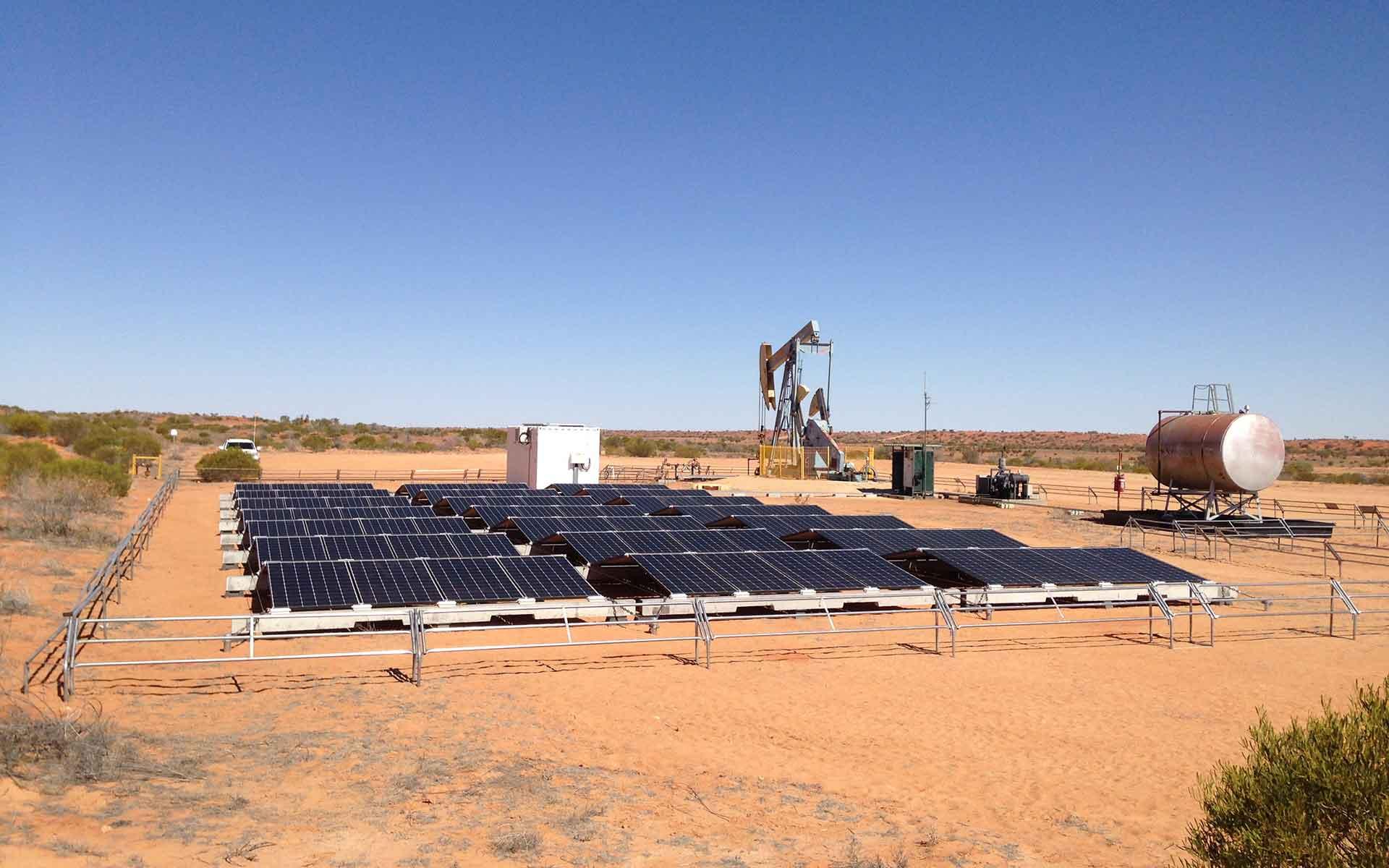 Image - The pilot solar powered pump