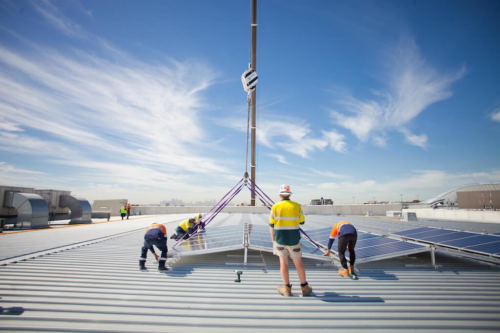 SolPod Solar PV Demonstration Project