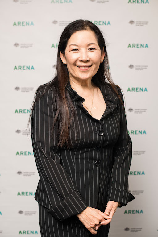 Lorraine Akiba at ARENA's Insights forum