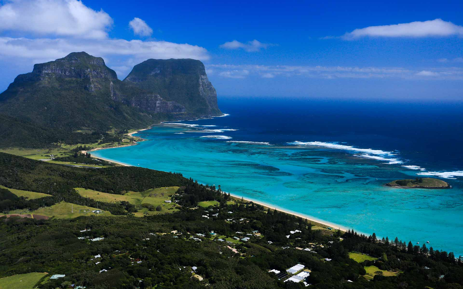 Lord Howe Island renewables replace diesel fuel Image