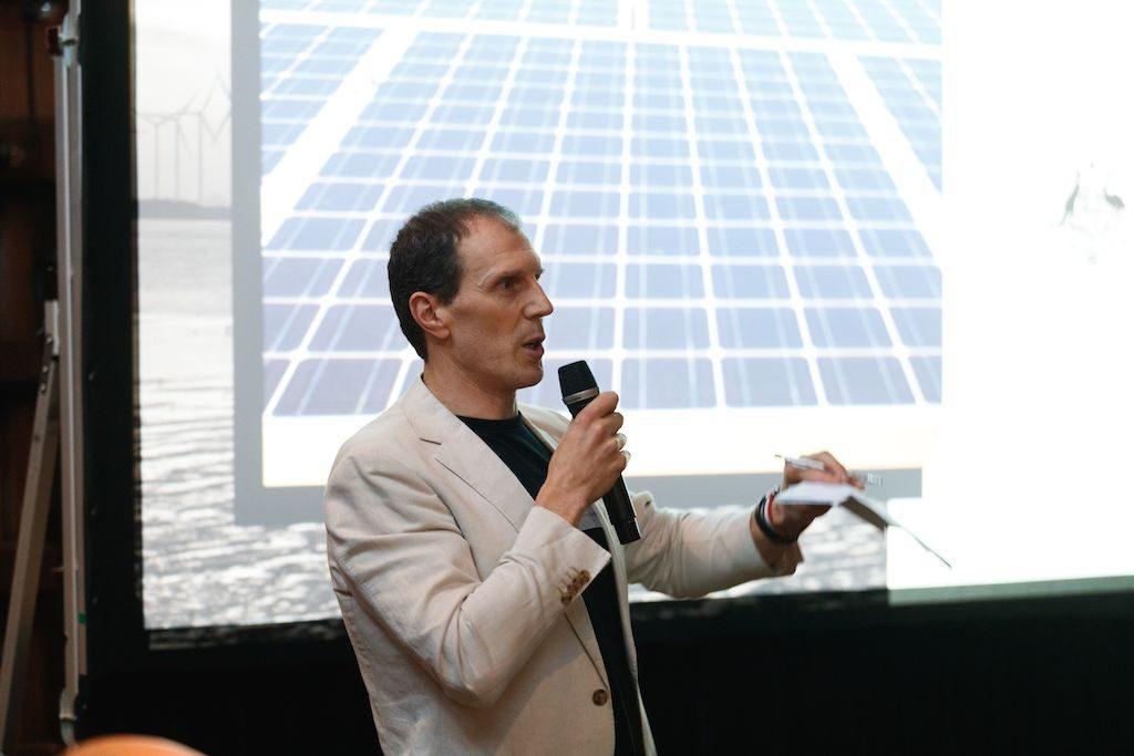 Innovation Bay co-founder Ian Gardiner