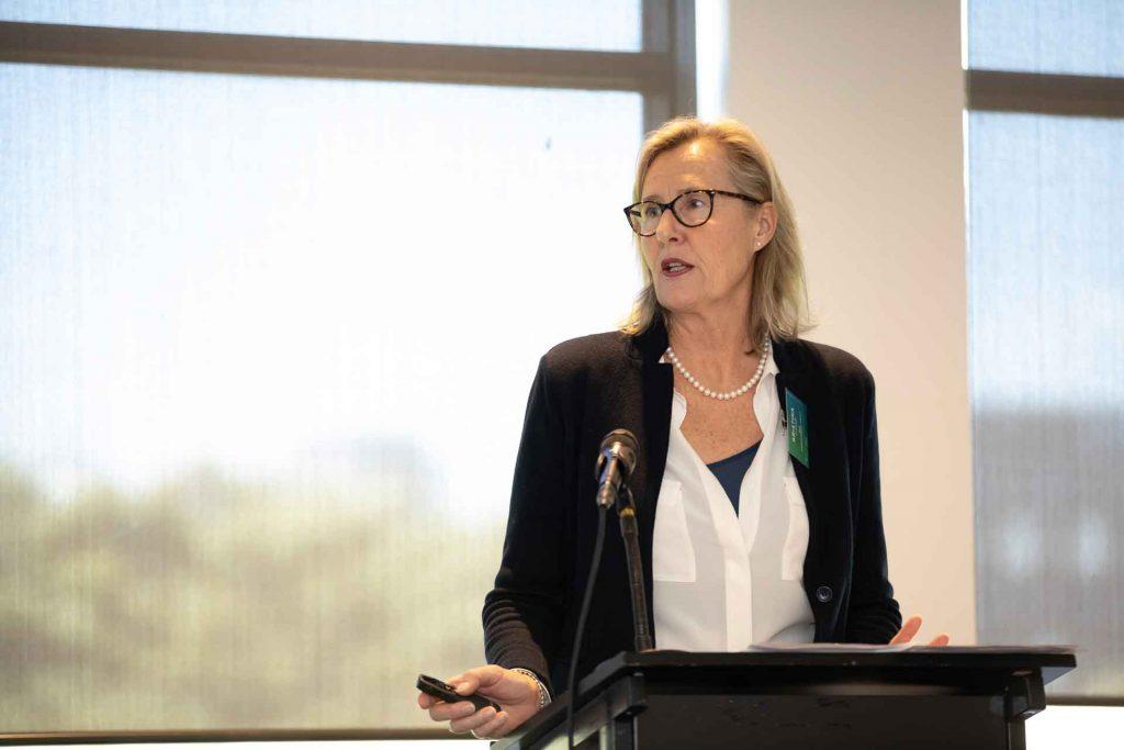 German energy leader Kristina Haverkamp