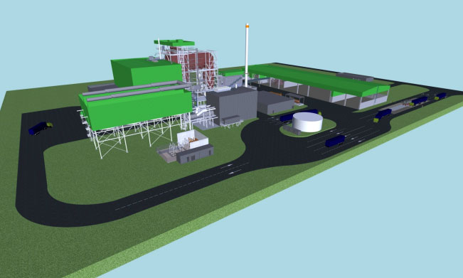 Second waste-to-energy plant gets green light Image