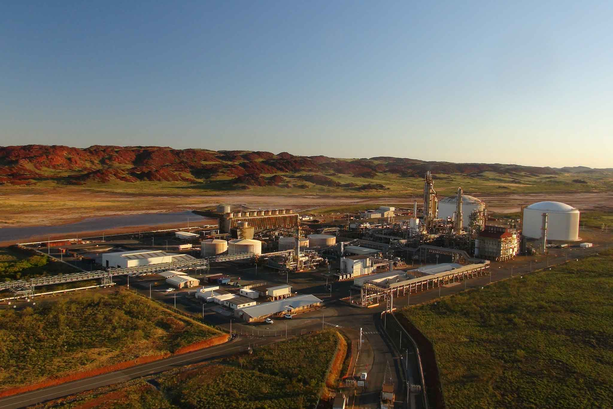 Image - Yara Pilbara Renewable Ammonia plant