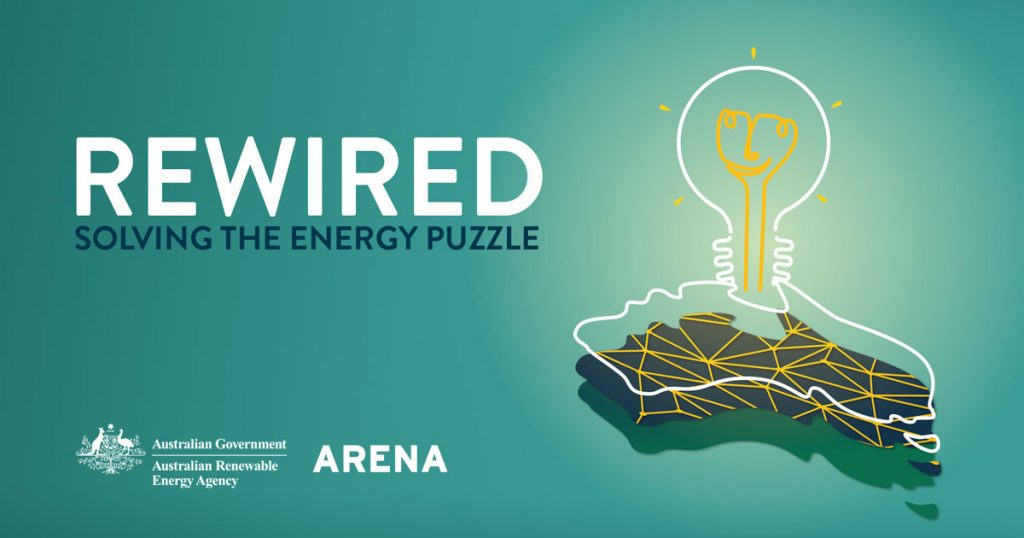 Rewired Solving Australia's Energy Puzzle podcast