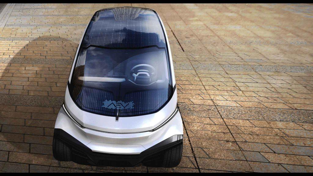 Autonomous EV by Applied Electric Vehicles