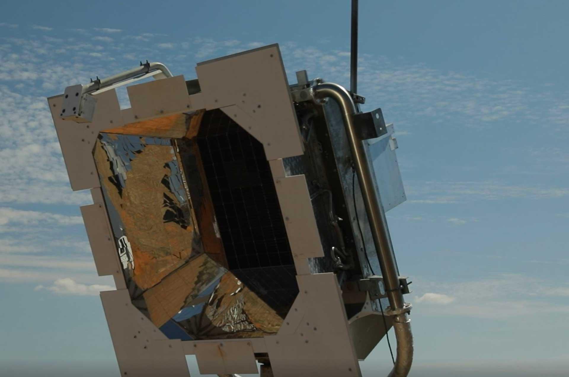 Image - Raygen receiver