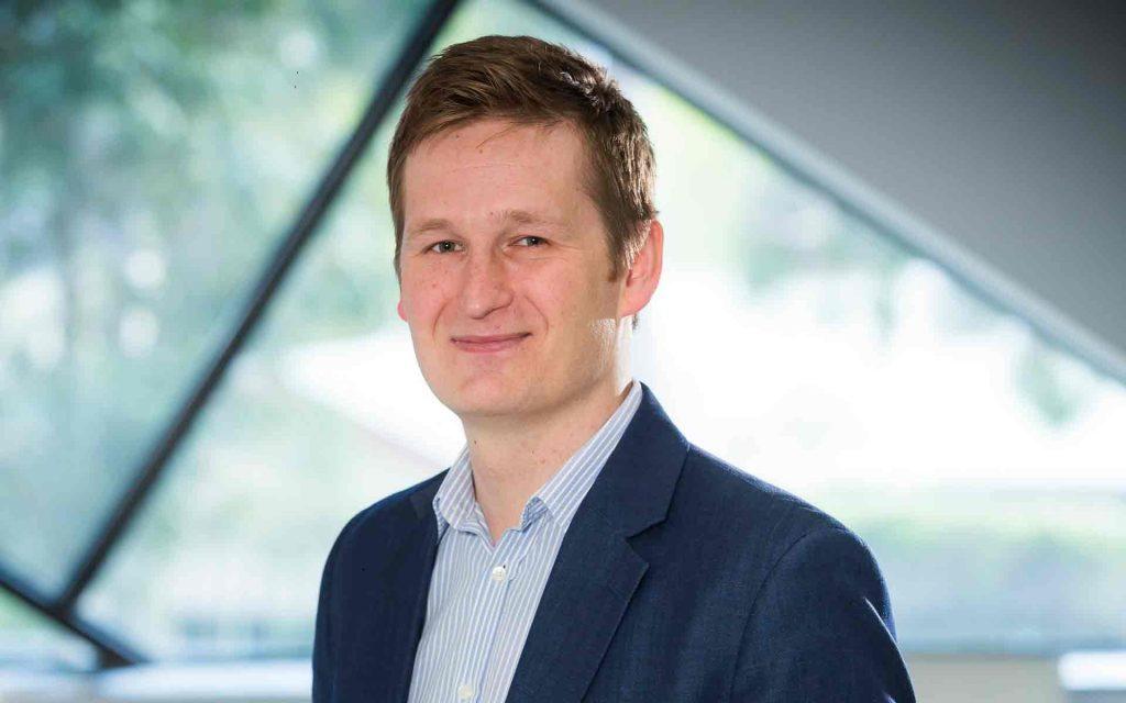 Monash University Professor of Materials Science and Engineering, Jacek Jasieniak