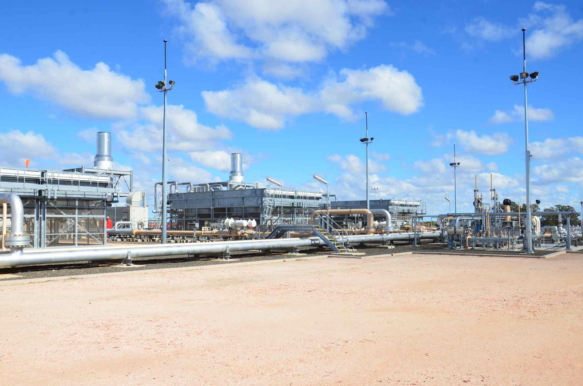 APA Renewable Methane plant