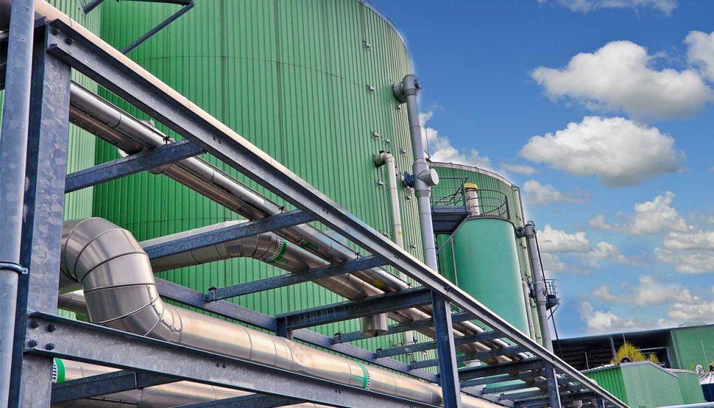 Bioenergy plant