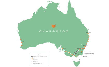 Image - Chargefox location map