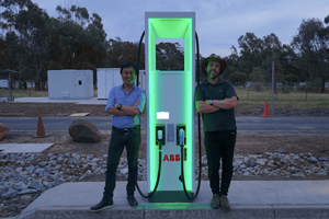 Image - Chargefox charging station