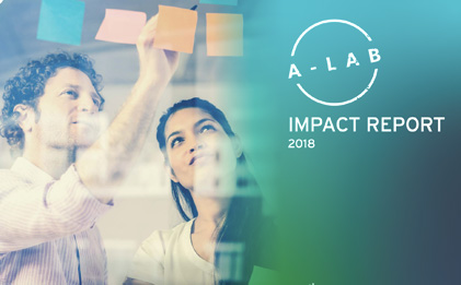 Image - A-Lab Impact Report cover