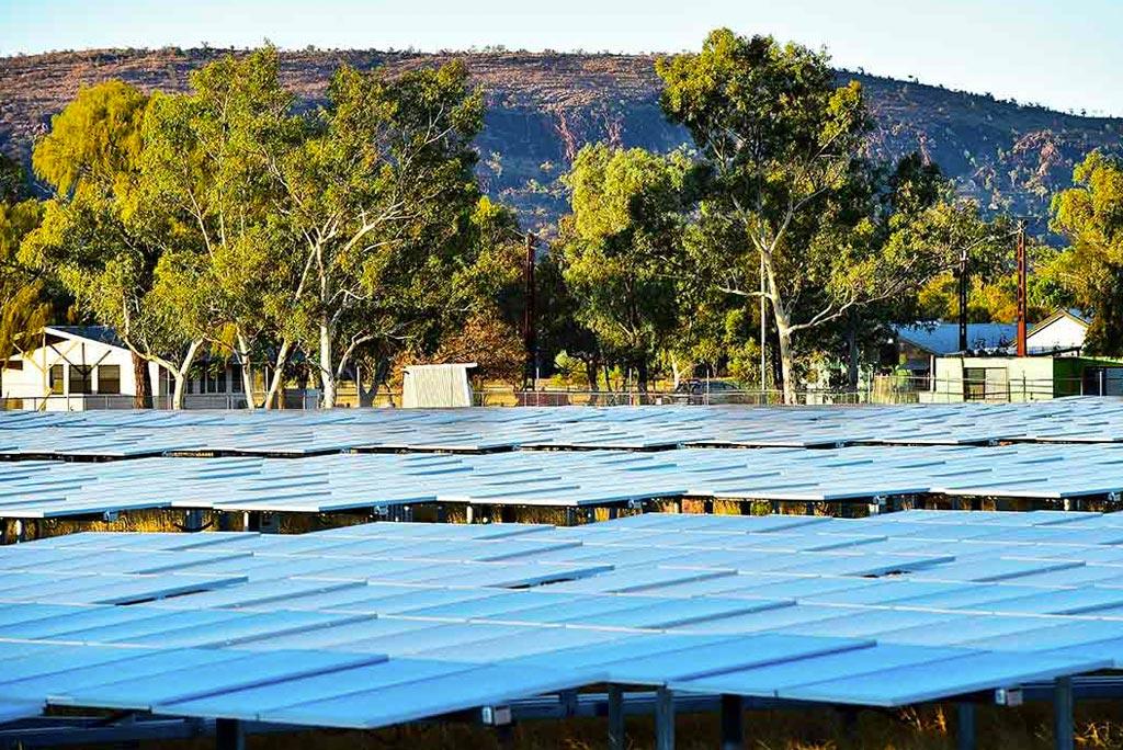 Image - Uterne Solar Farm