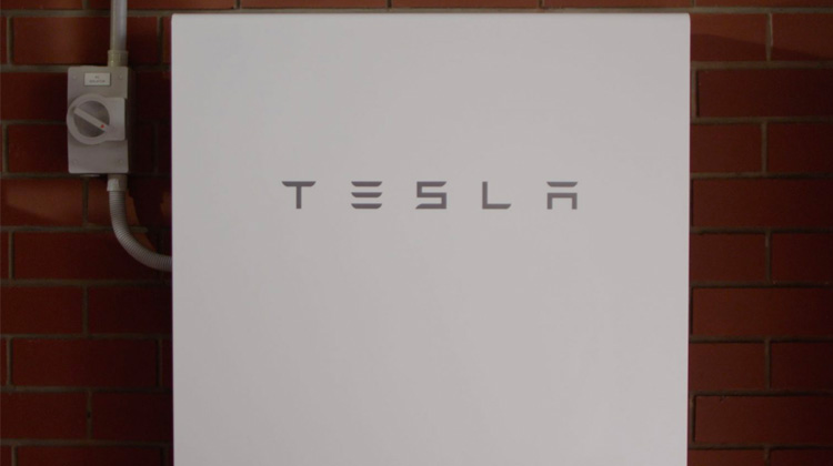 Tesla powerwall to be installed as part of the Tesla Virtual Power Plant project