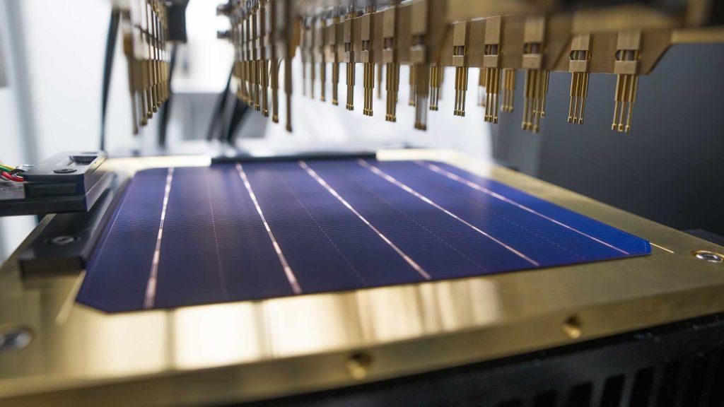 SunDrive next generation solar cells