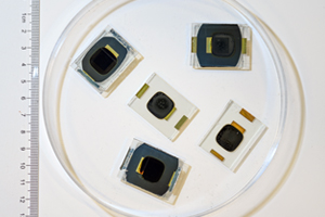 Image - Triple Junction Silicon Cells