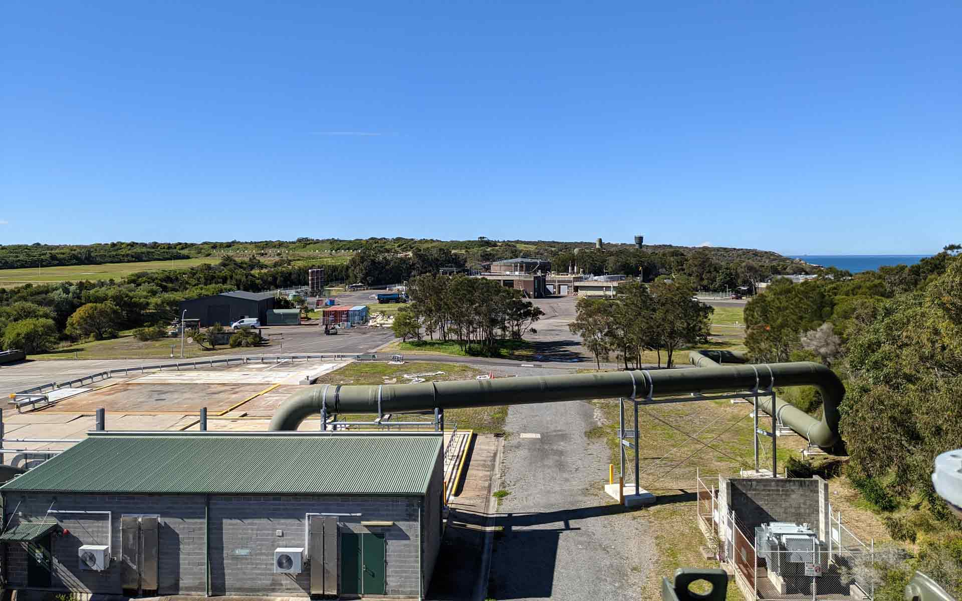 Sydney Water treatment plant to trial new gas certification scheme Image